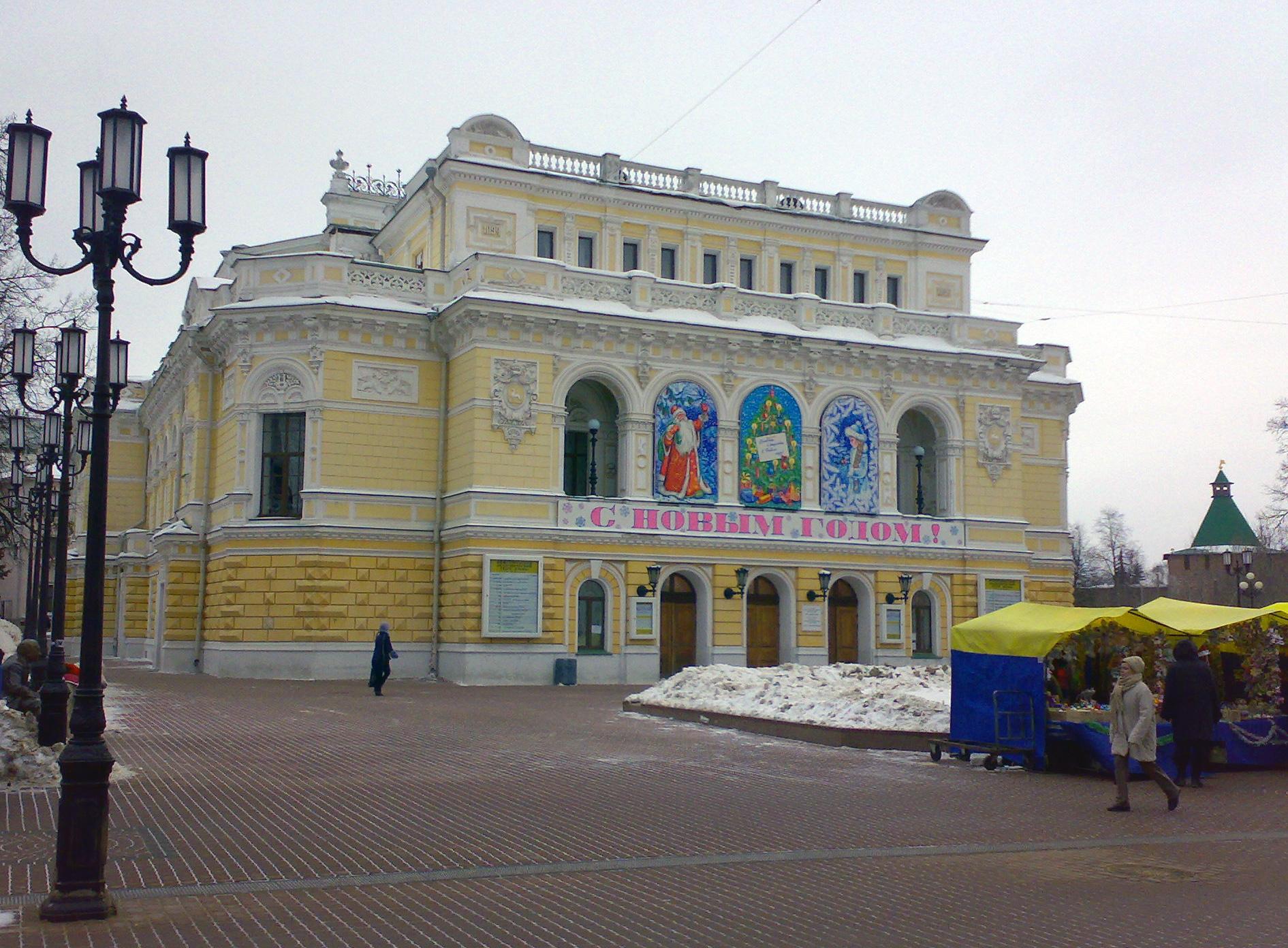 Foundation of Nizhny Novgorod: history, dates 100