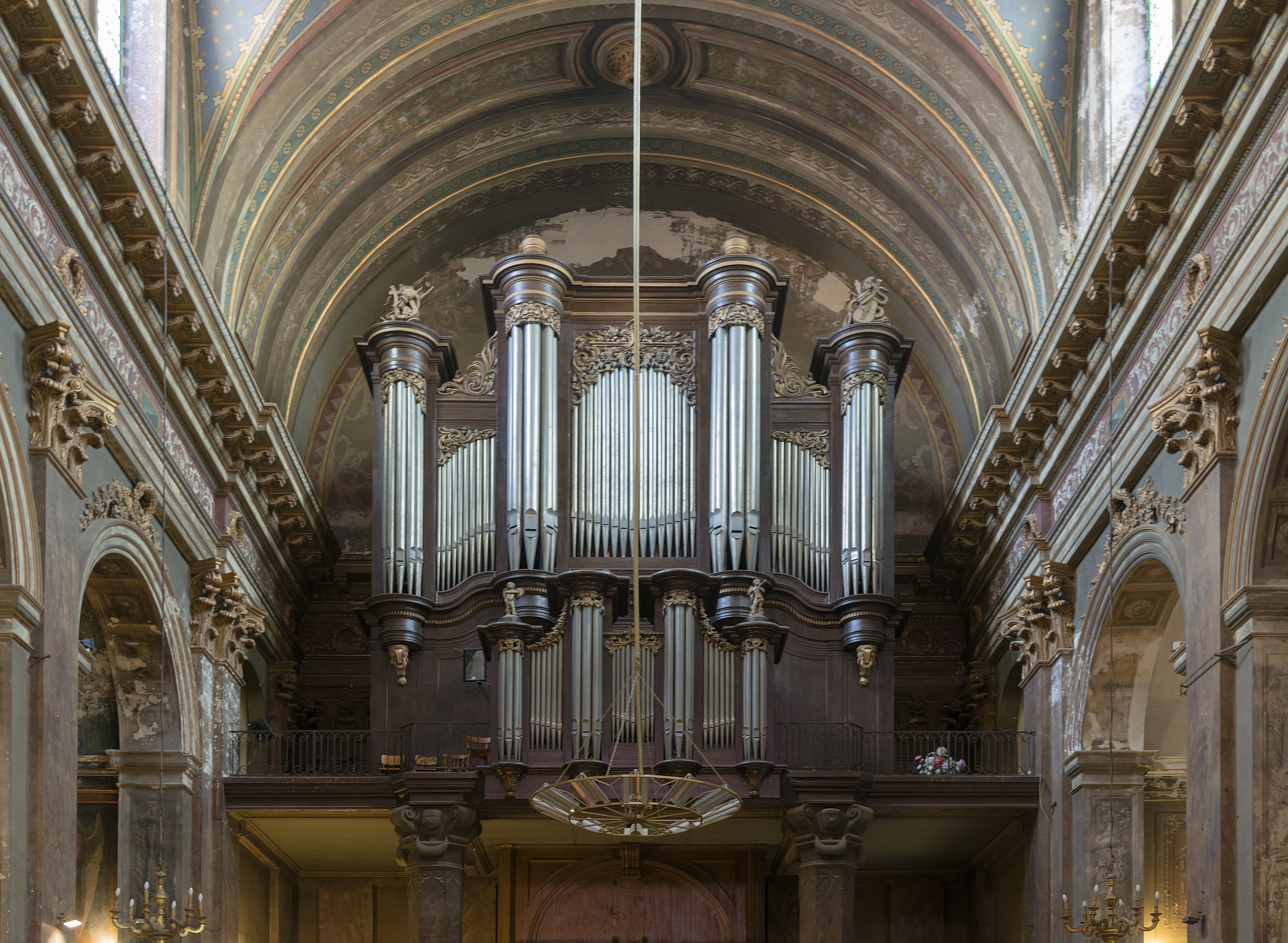 Notre-Dame de la Daurade - Orgues.jpg