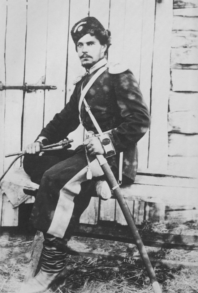 казаки оружие фото
