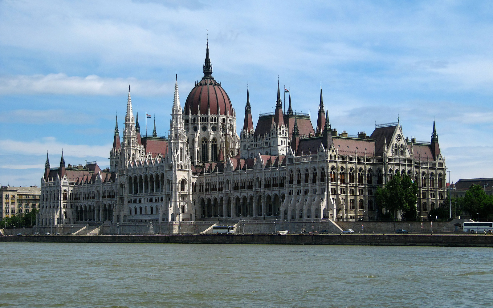 Parlamentsgebäude (Budapest)