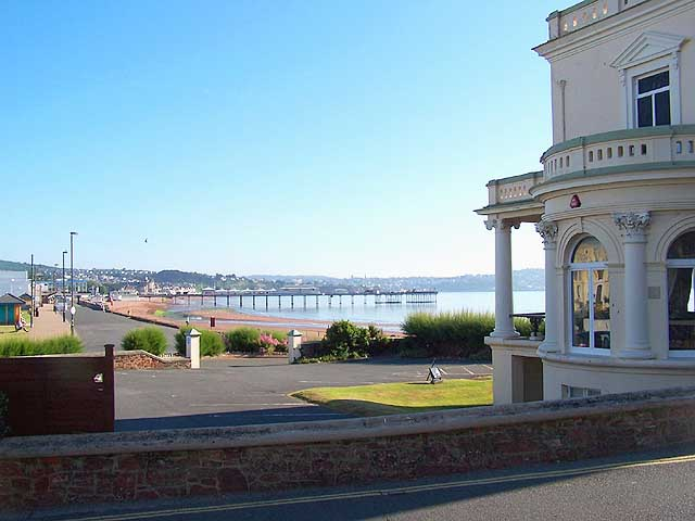 Paignton Sea Front - geograph.org.uk - 49771