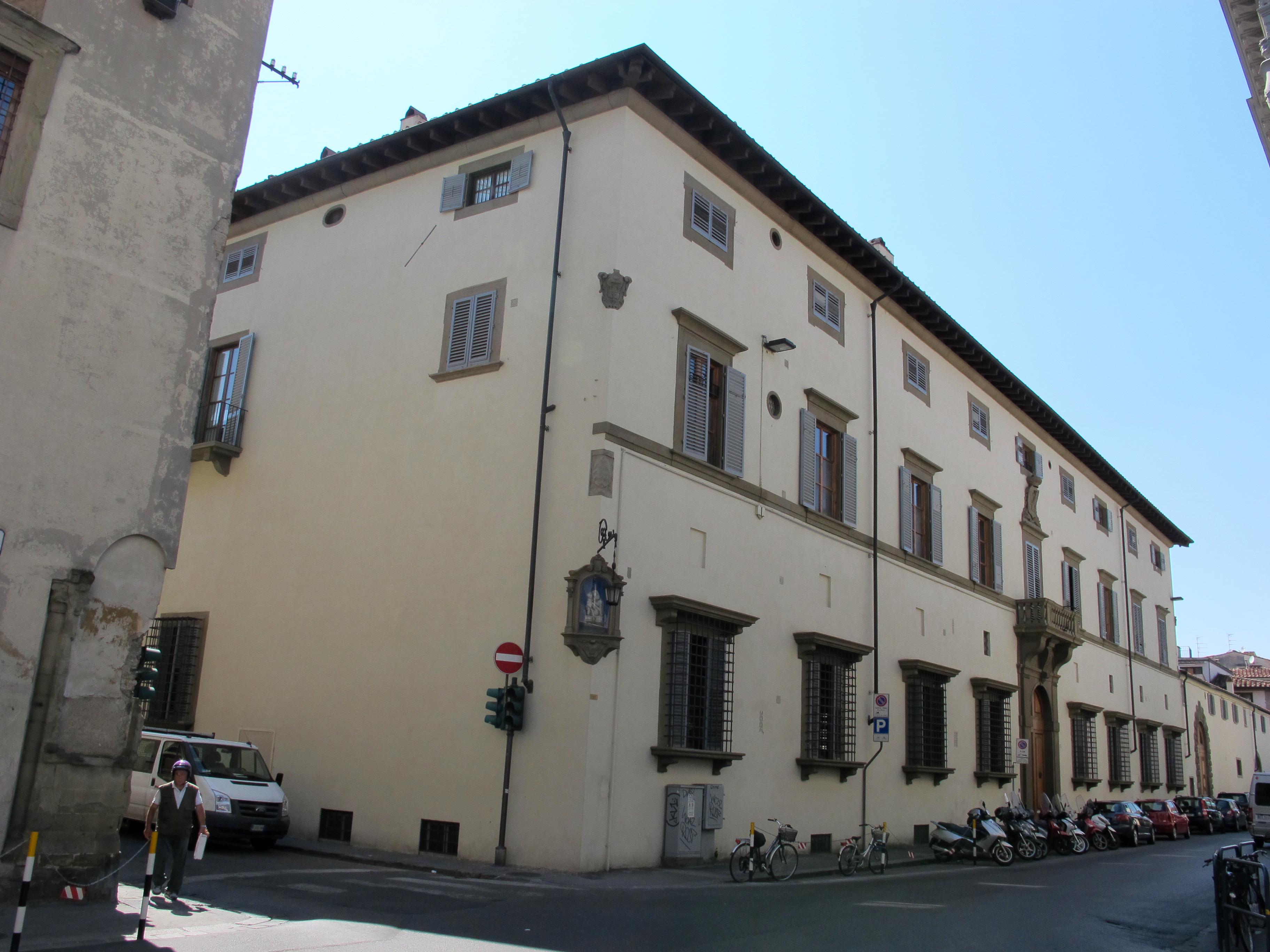 Palazzo Venturi Ginori - Wikiwand