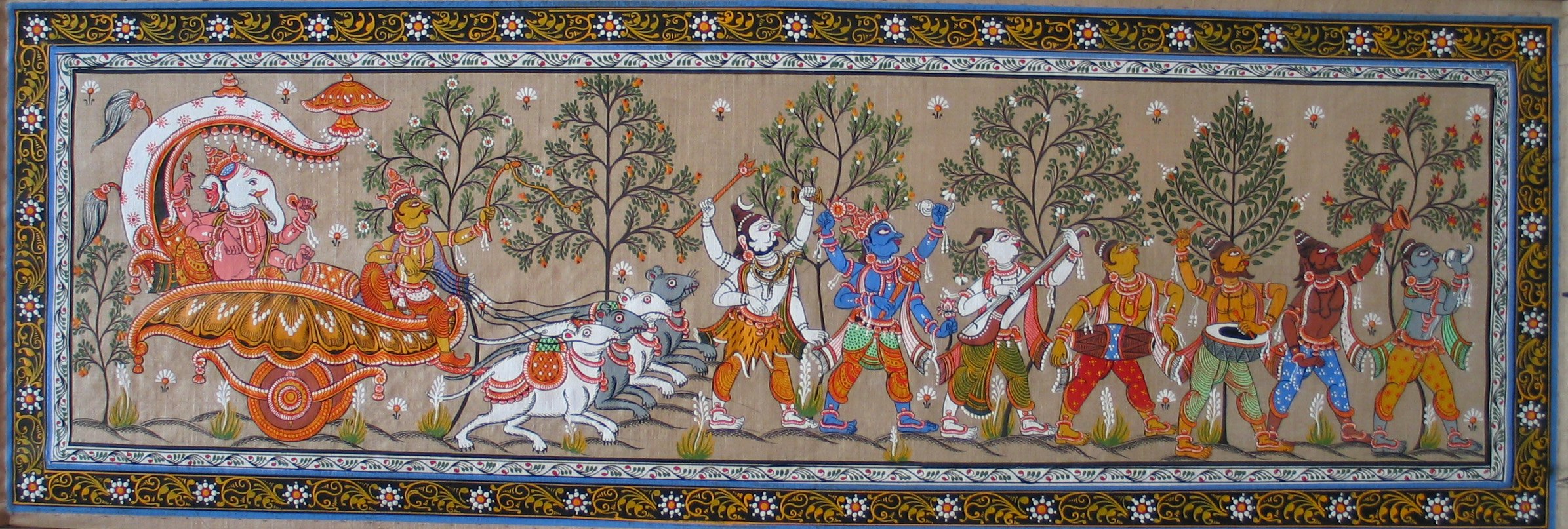 Best Mithila Paintings