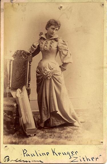 Image of Pauline Kruger Hamilton from Wikidata