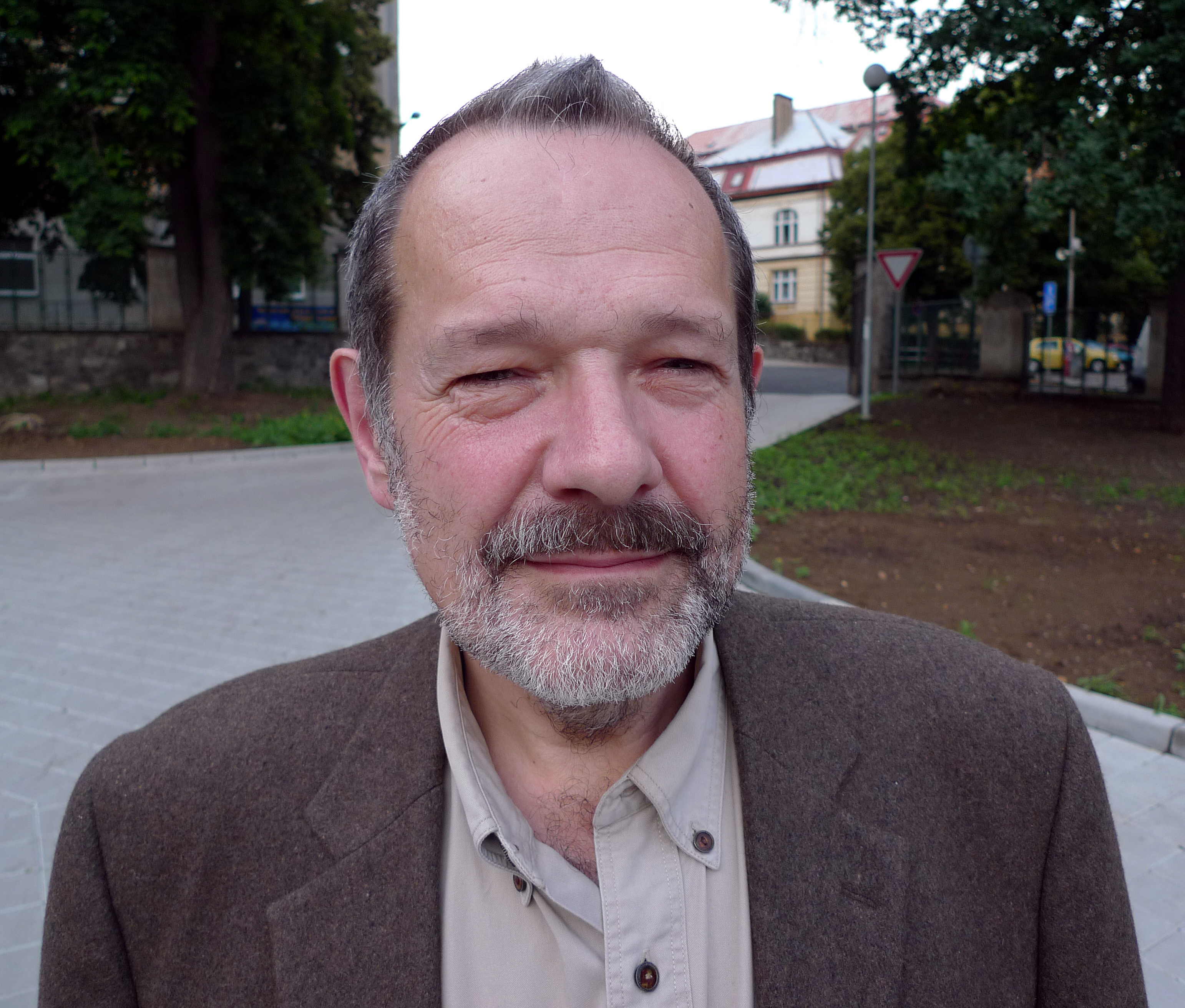 Image of Pavel Mára from Wikidata