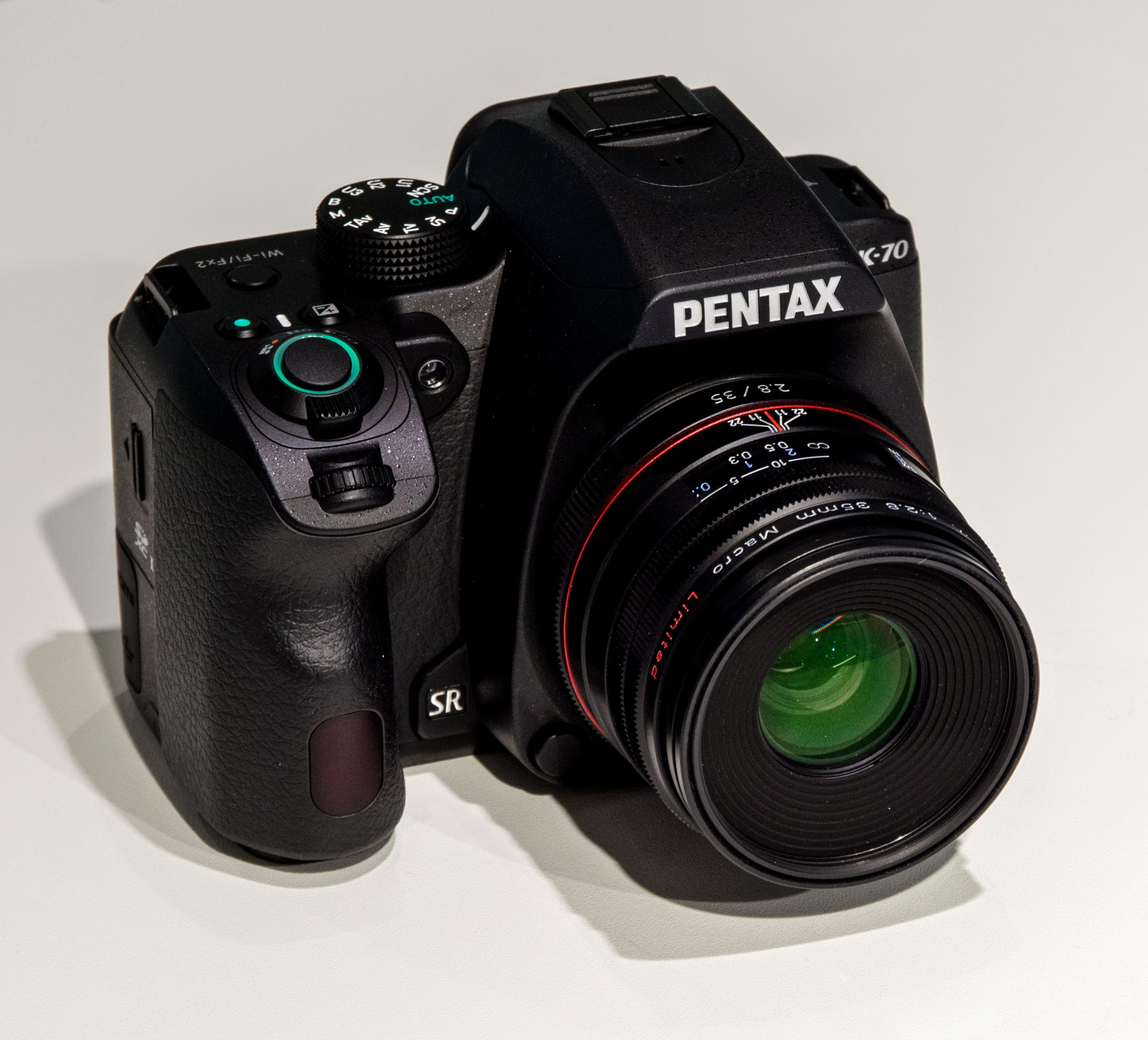 Ricoh Pentax K-5IIs Digital Camera Windows 8 X64