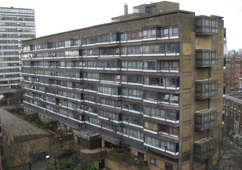 Image result for bethnal green council estate