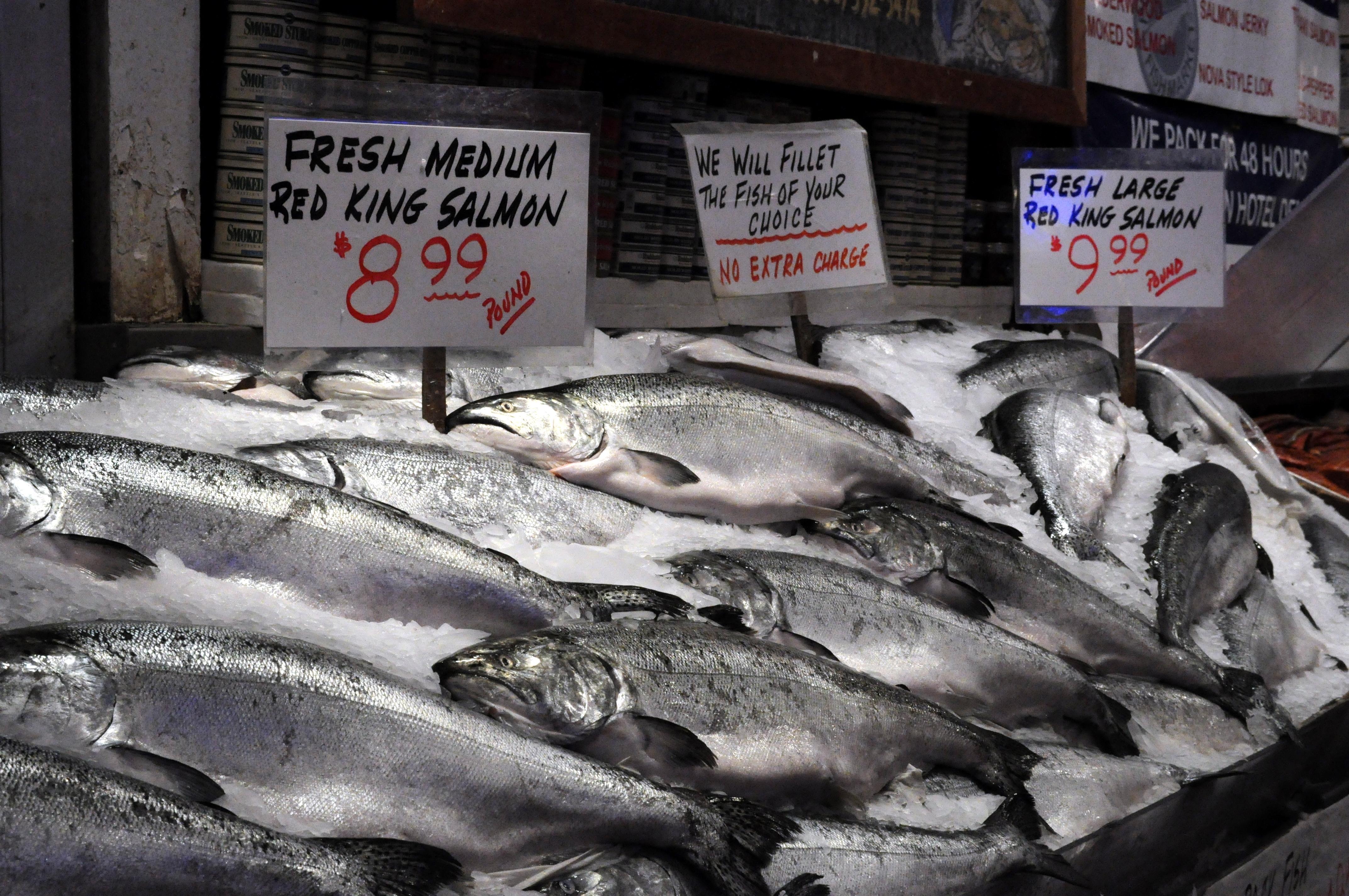 Pure Food Fish Market Promo Code