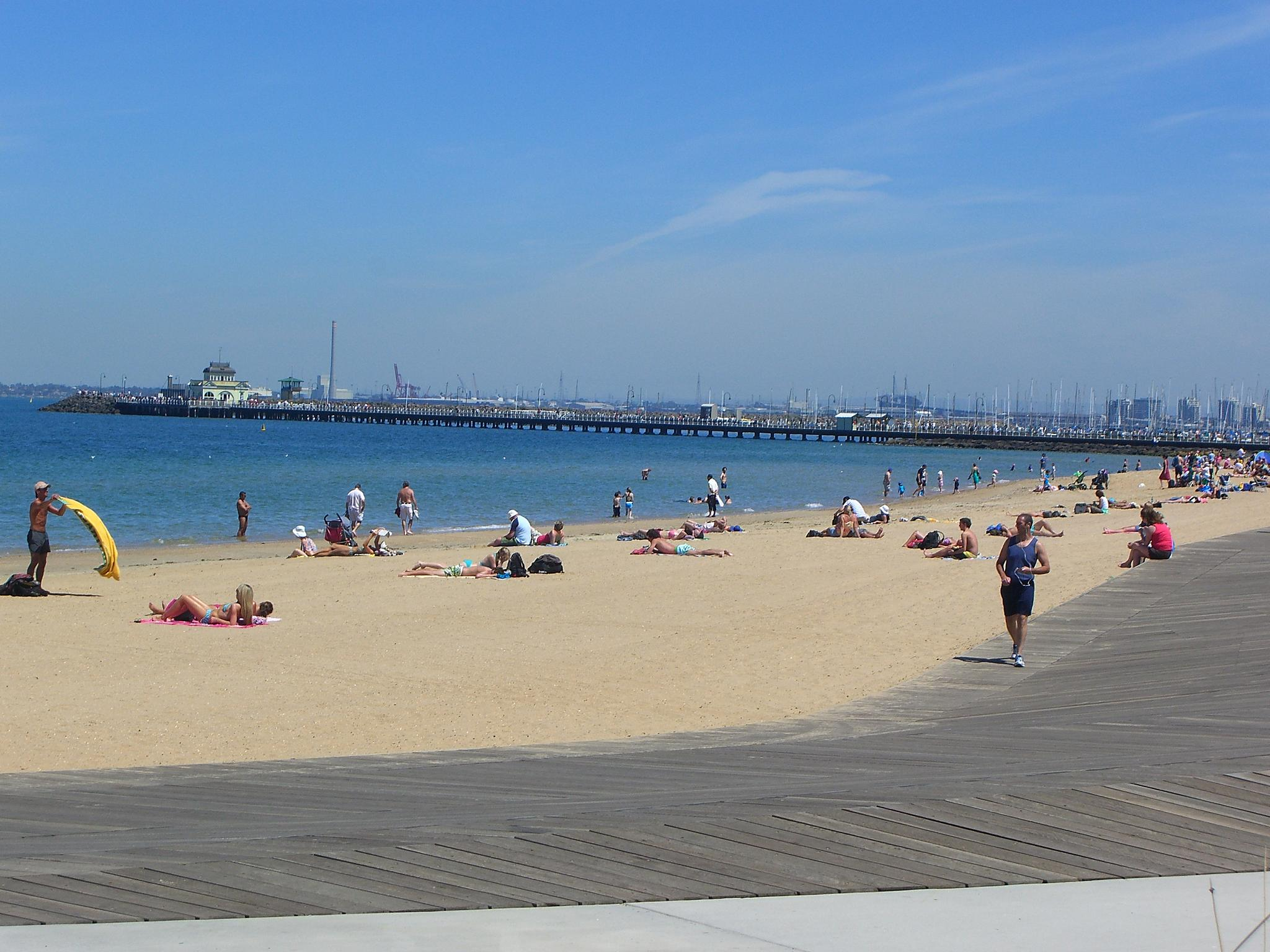 Melbourne beaches