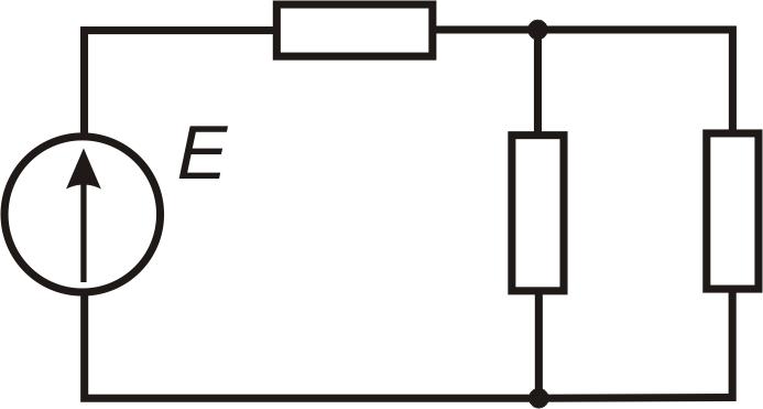 схема электрические цепи разветвленными - Уголок конструктора.