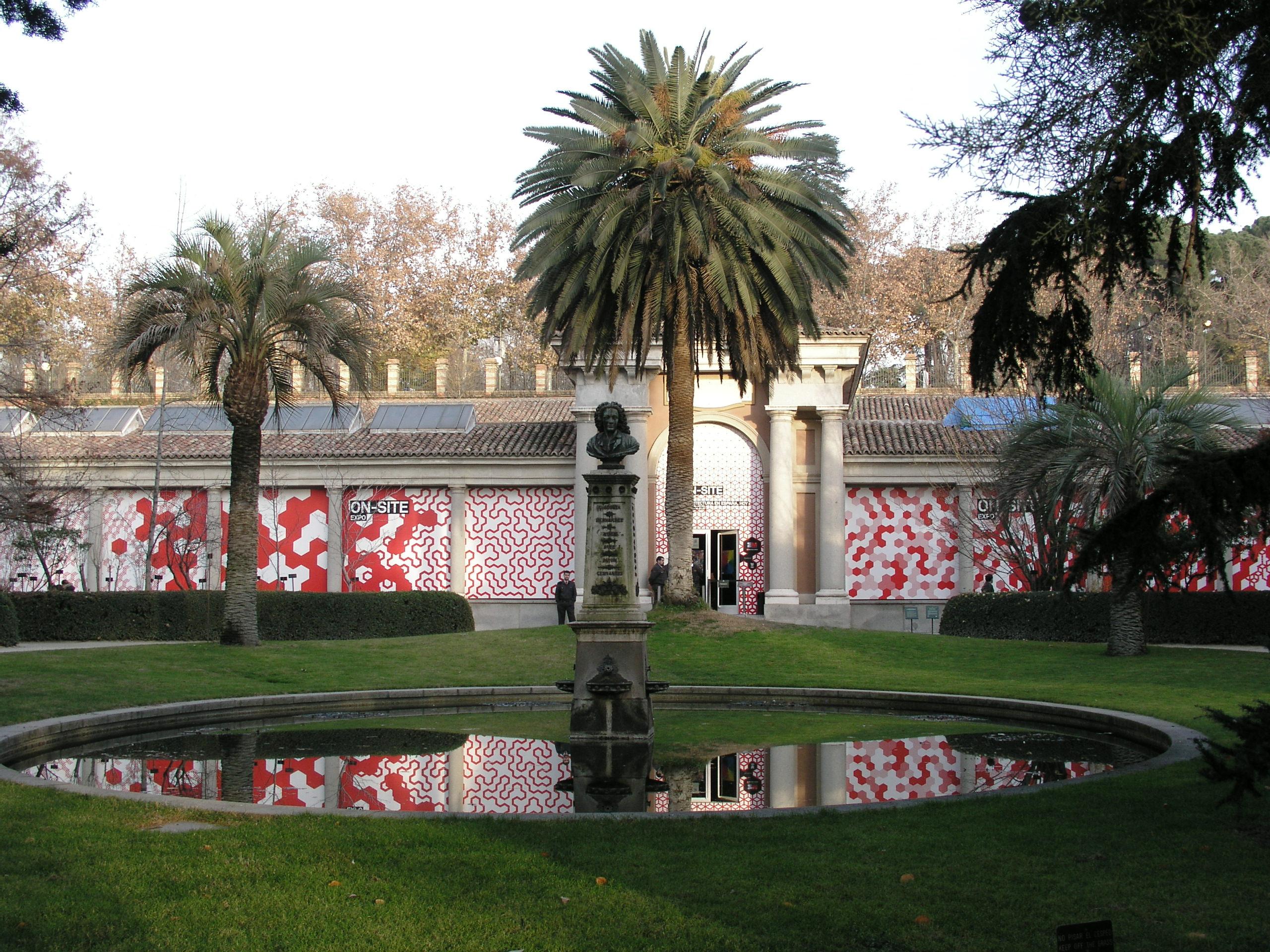 File realjardinbotanico pabellon for Jardin botanico madrid