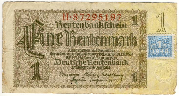 rentenmark symbol ile ilgili görsel sonucu