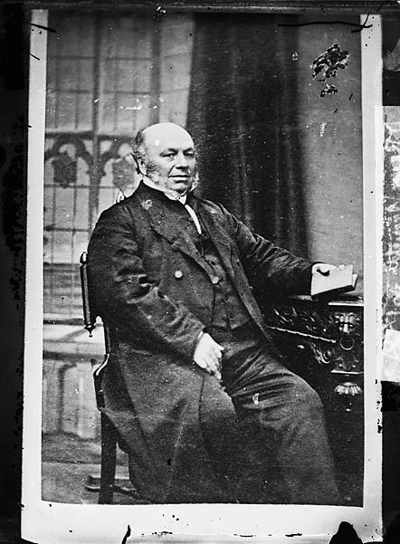 Revd David Rees, Llanelli (1801-69)