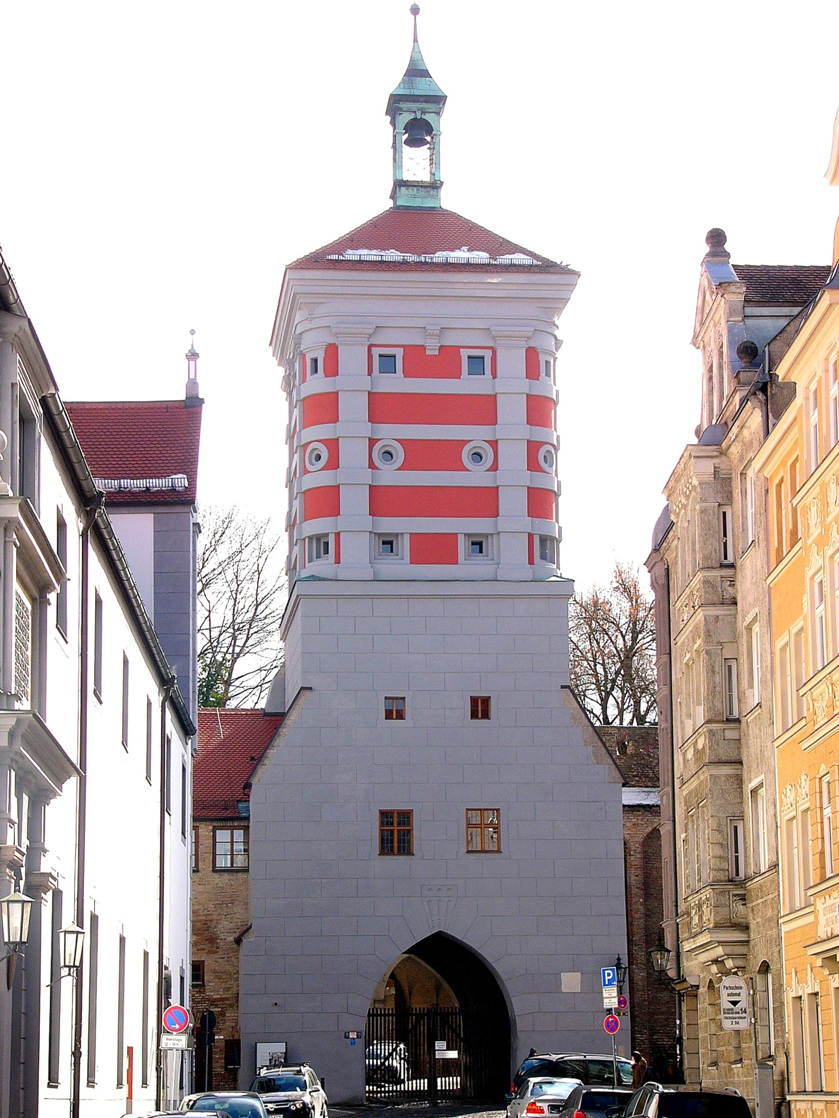 Augsburg Rotes Tor
