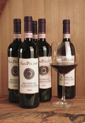 Organic Italian Wine from Tuscany