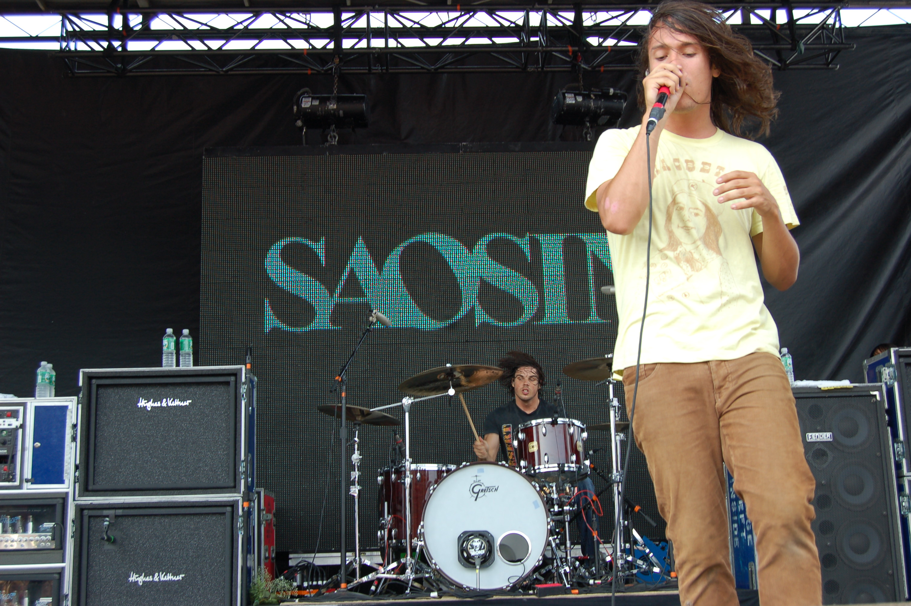 saosin live feature