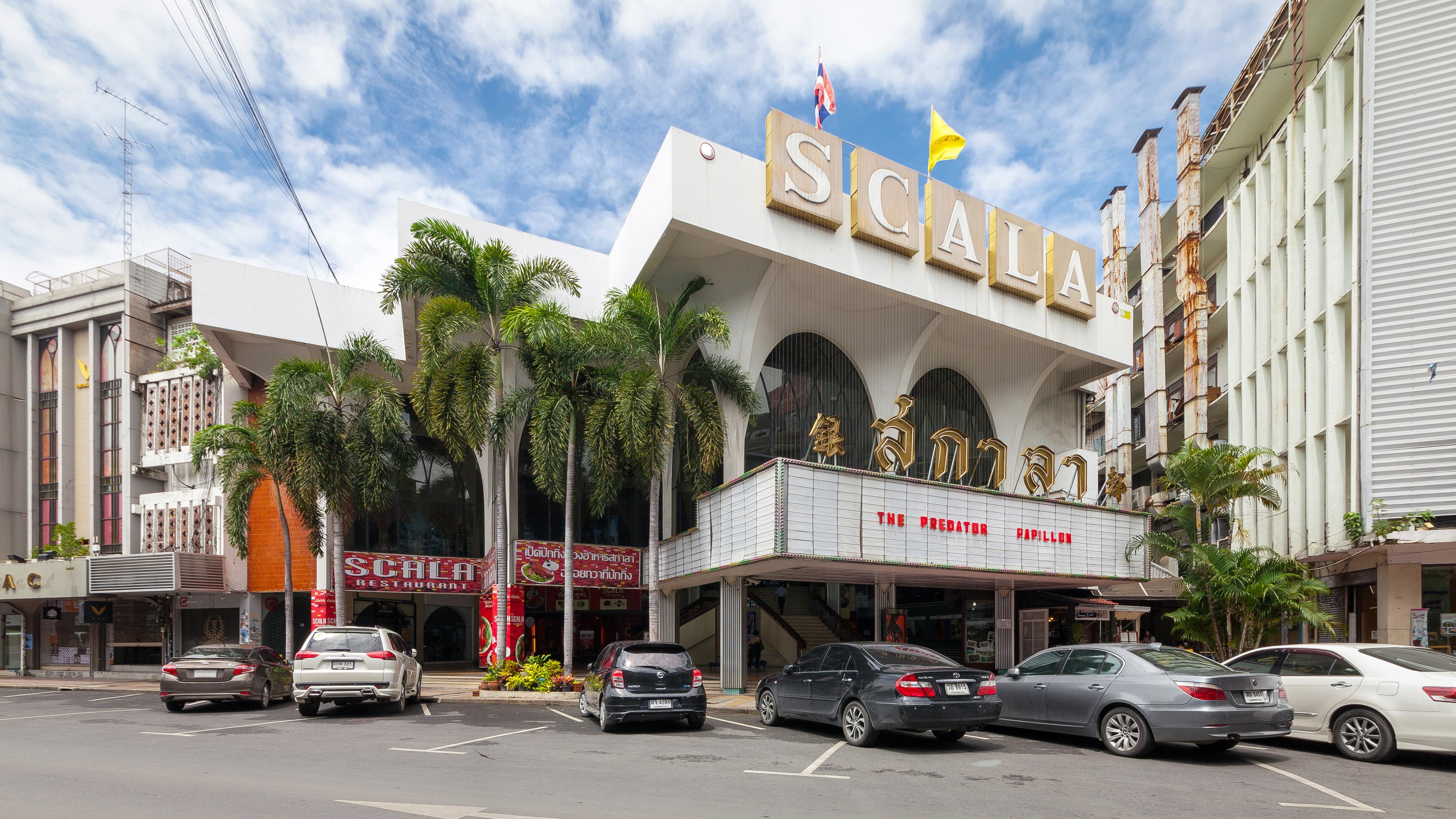 List of cinemas in Thailand - Wikipedia