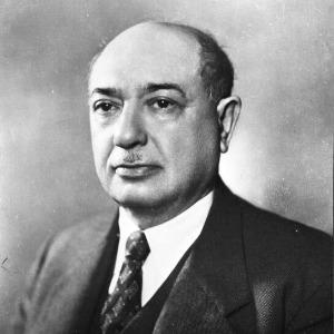 Şemsettin Günaltay Turkish politician and historian