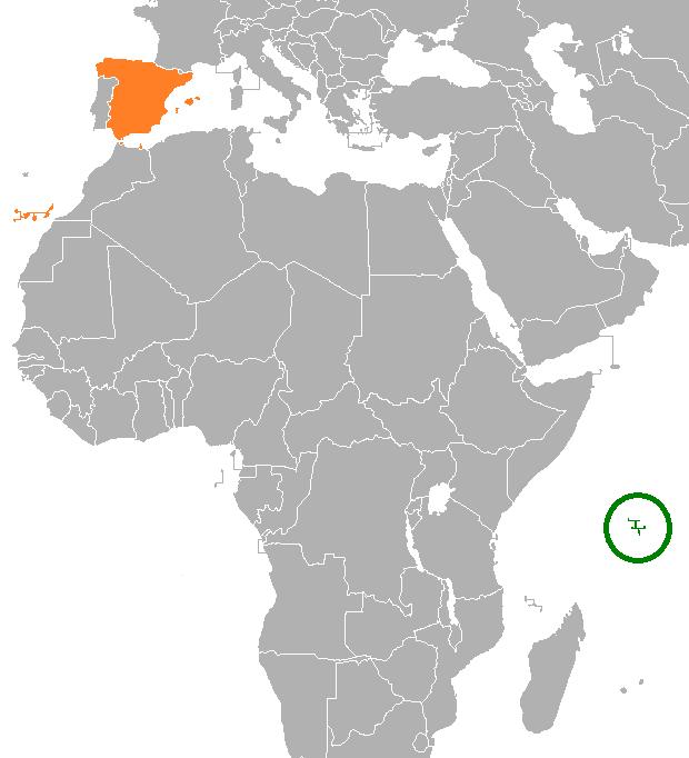 Seychelles Spain Relations Wikipedia