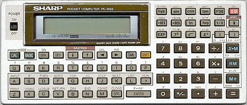 how to put games on a sharp calculator
