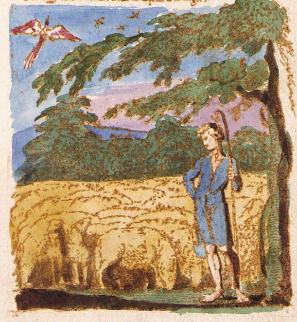 Shepard & Flock - Songs of Innocence, copy B, 1789 (Library of Congress) detail.jpg