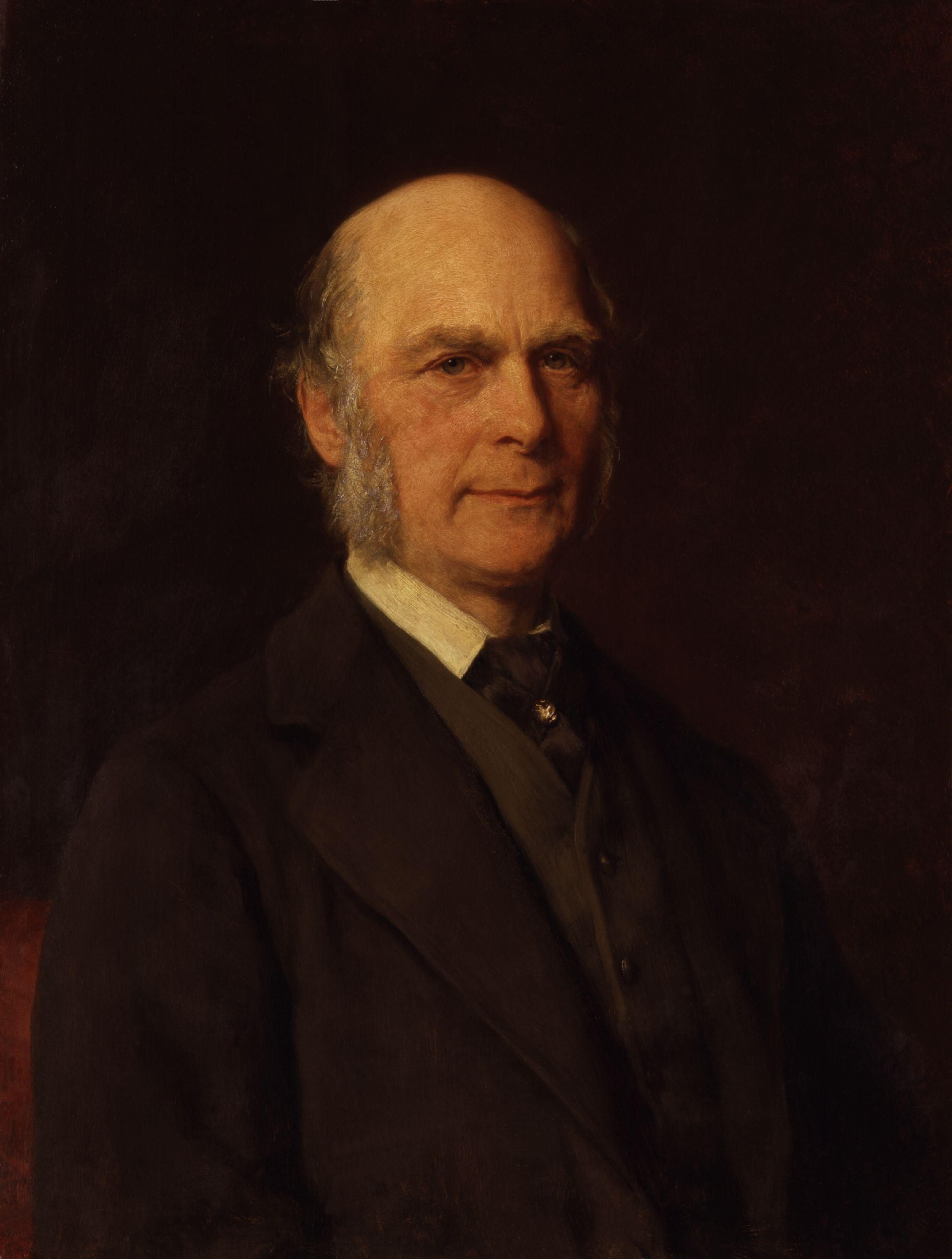 File Sir Francis Galton By Gustav Graef Jpg Wikimedia