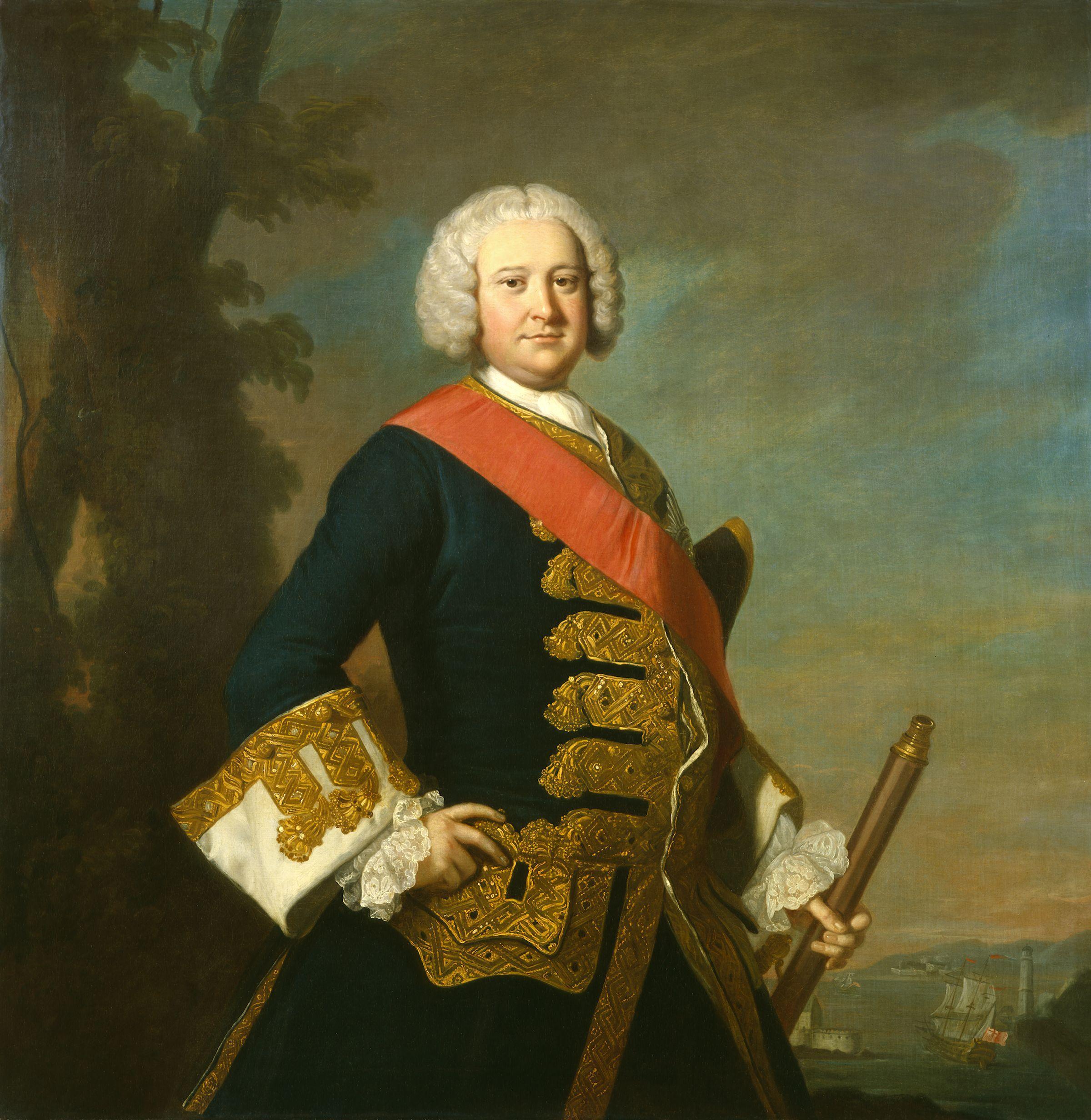 File:Sir Peter Warren ...