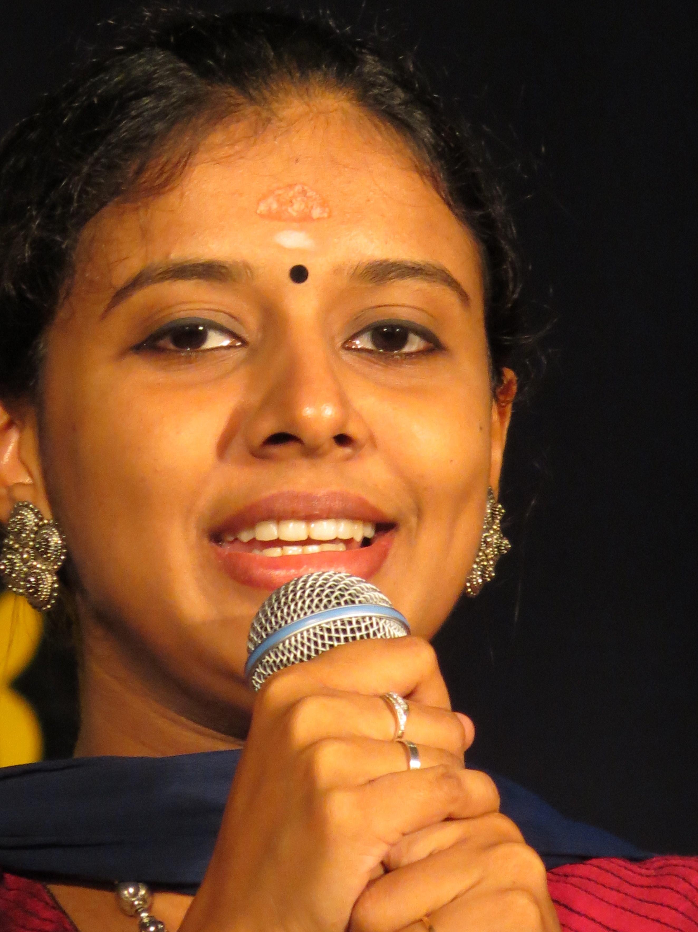 Sithara Malayalam Singer