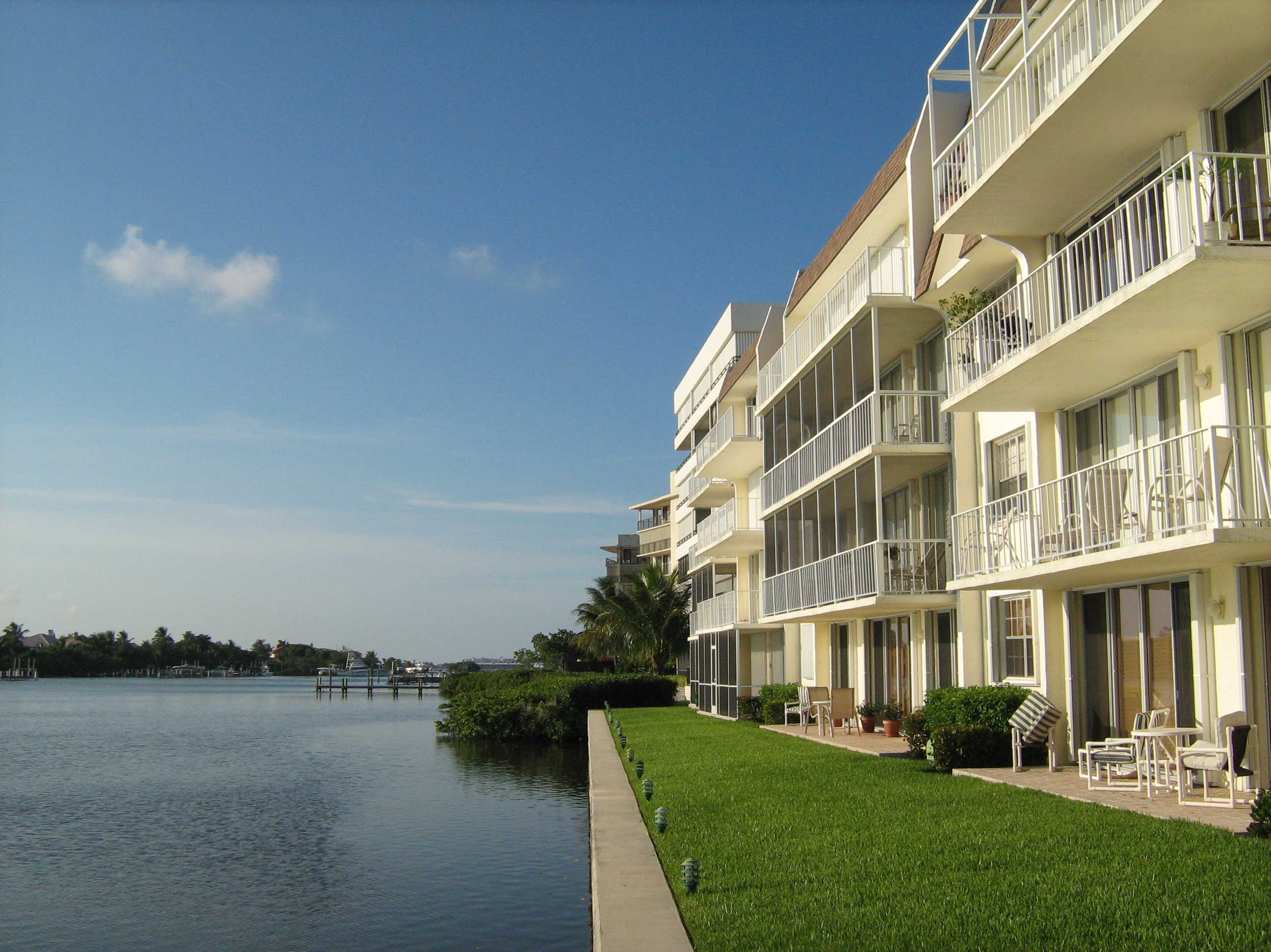 Waterfront Condos Palm Beach County