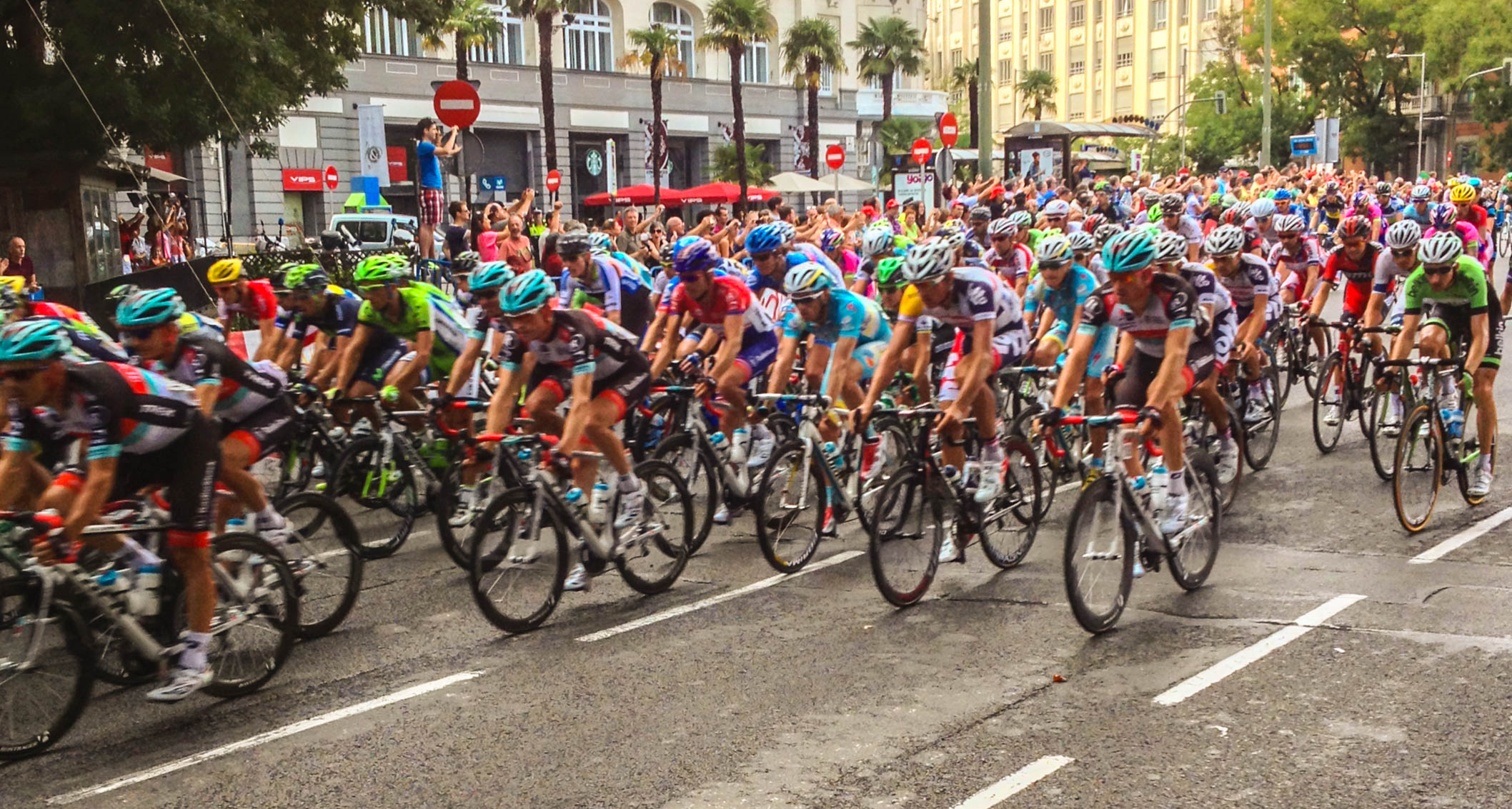 File:Stage 21 of the Vuelta a España 2013 in Madrid, Spain ...