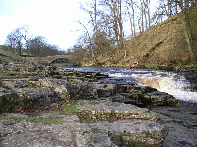 Stainforth Force - geograph.org.uk - 1182867