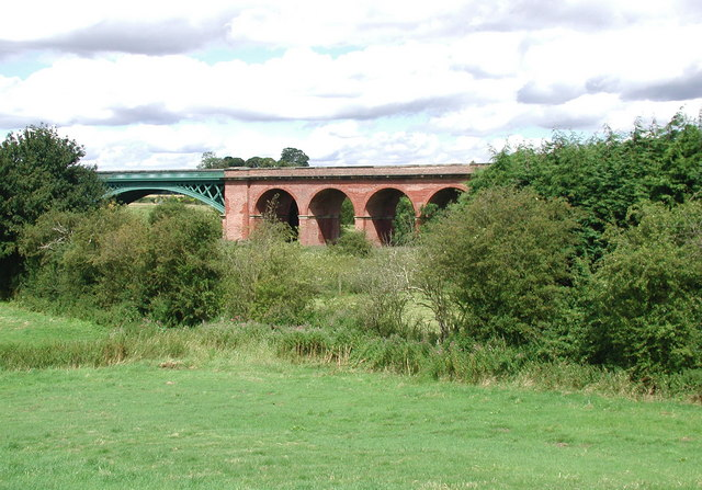 Stamford Bridge Viaduct - geograph.org.uk - 910964