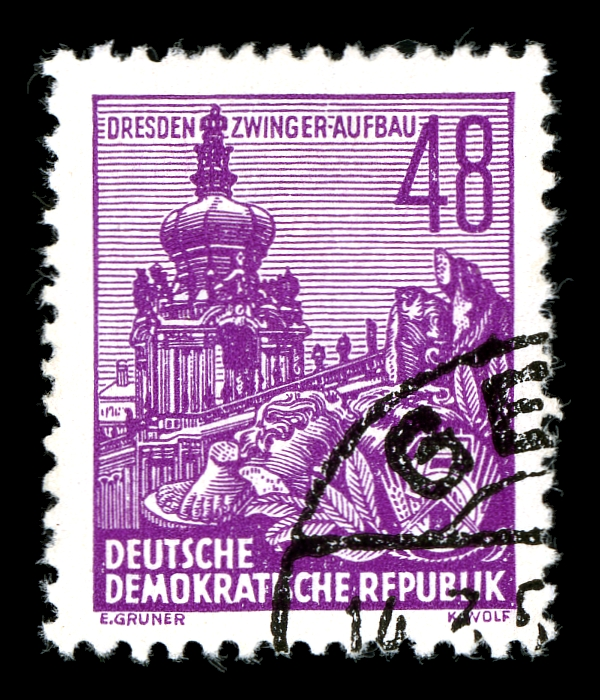 Brojimo se u slikama - Page 2 Stamps_GDR,_Fuenfjahrplan,_48_Pfennig,_Buchdruck_1953,_1957