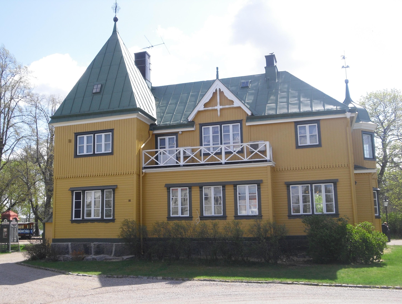 Mysigt gsthus i charmigt villakvarter i Mariefred - Airbnb