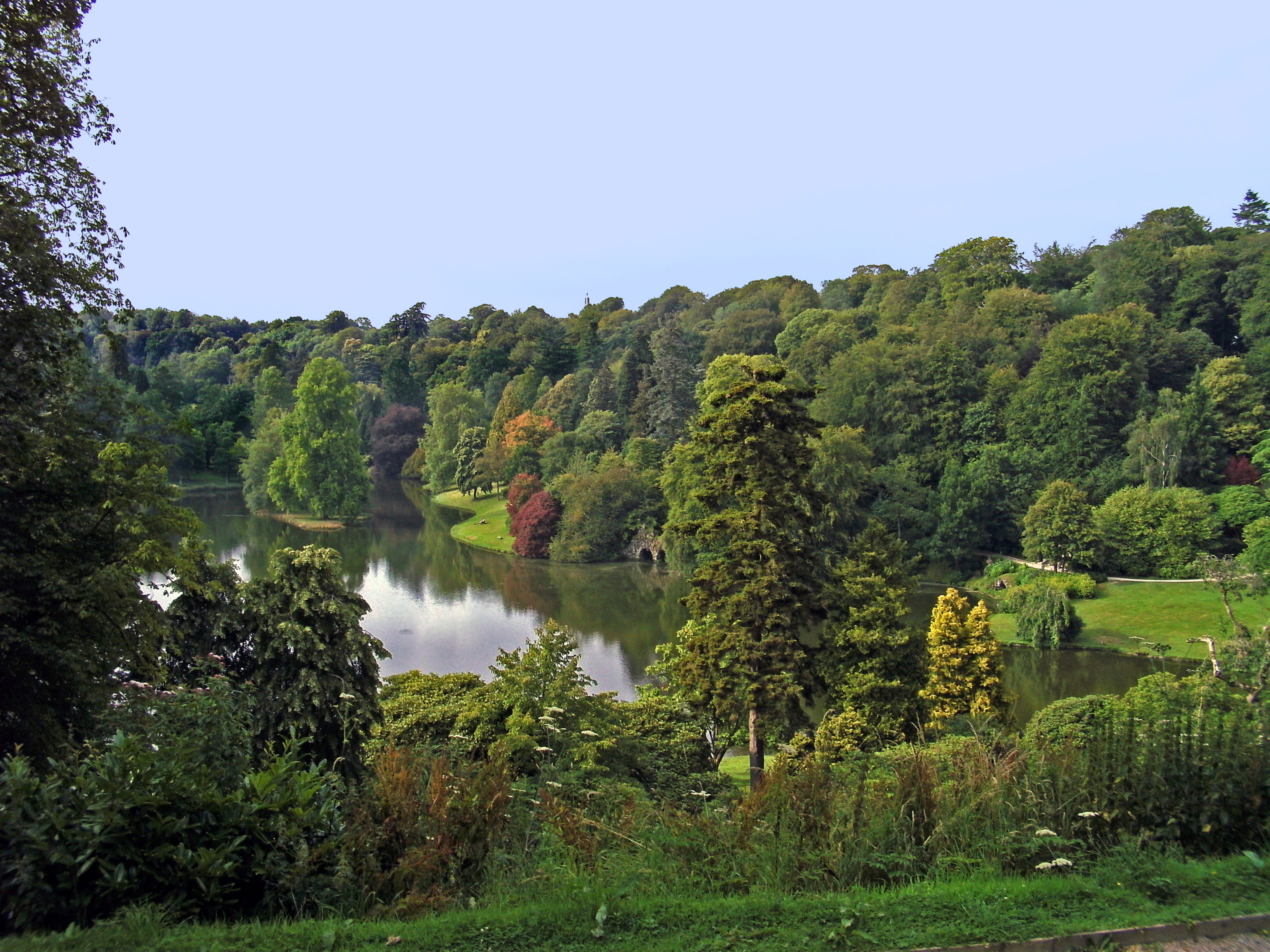 File Stourhead Gardens And The Wikimedia Commons