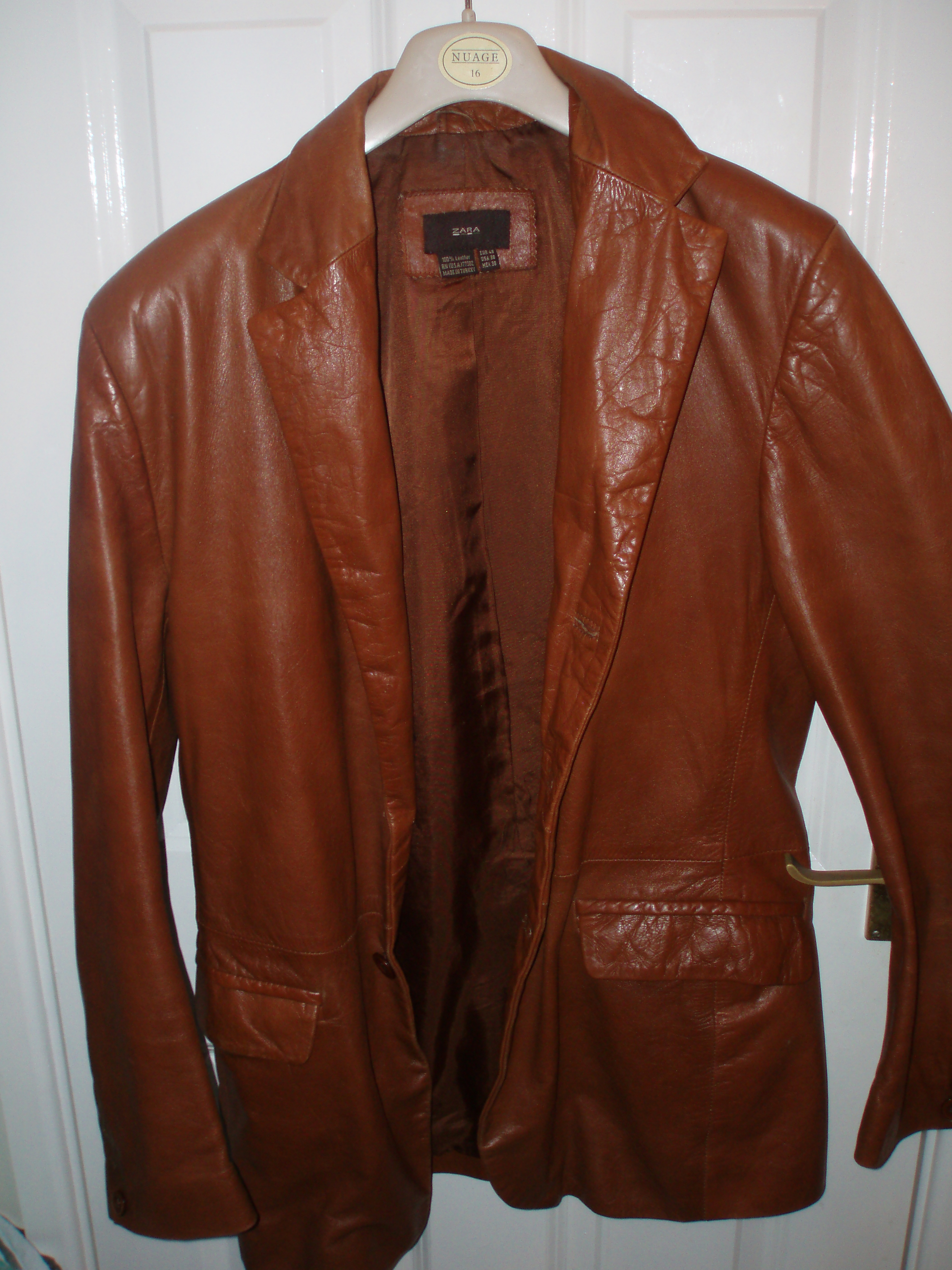 Leather jacket care - Leather Care Tips