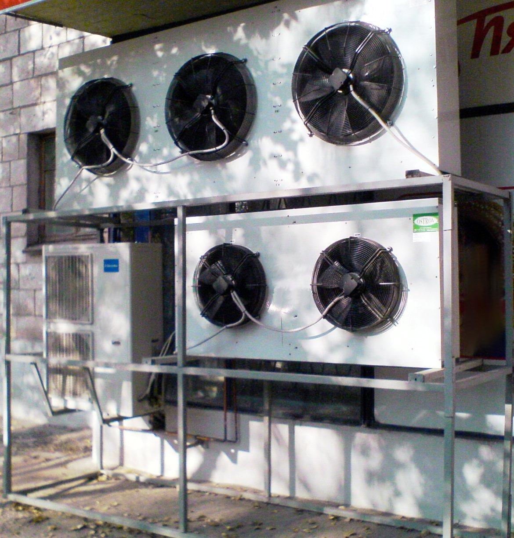 Холодильные установки и кондиционирование воздуха - установка и обслуживание