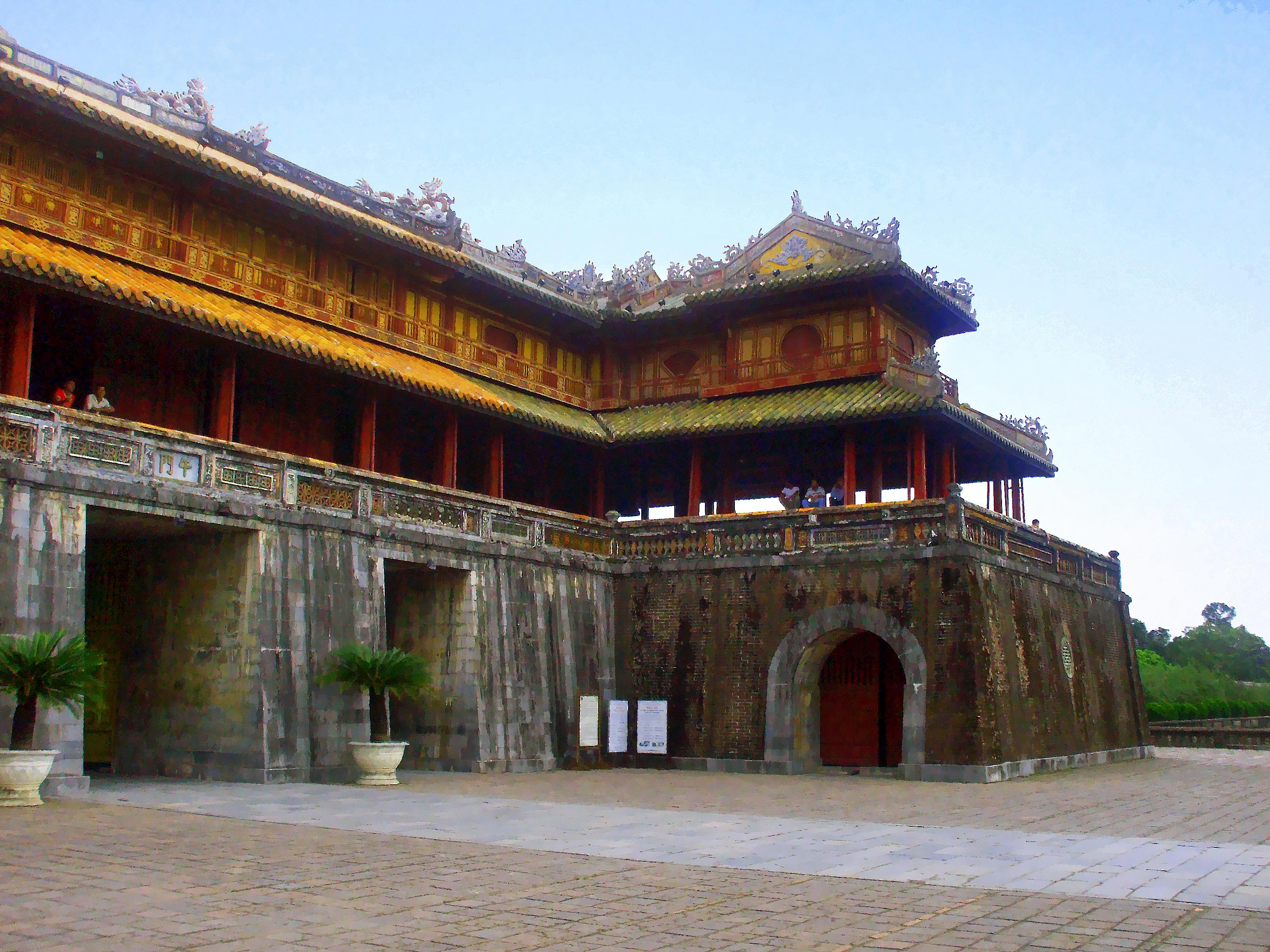 Ngọ môn Hoàng thành Huế, di tích lịch sử và kiến trúc nghệ thuật