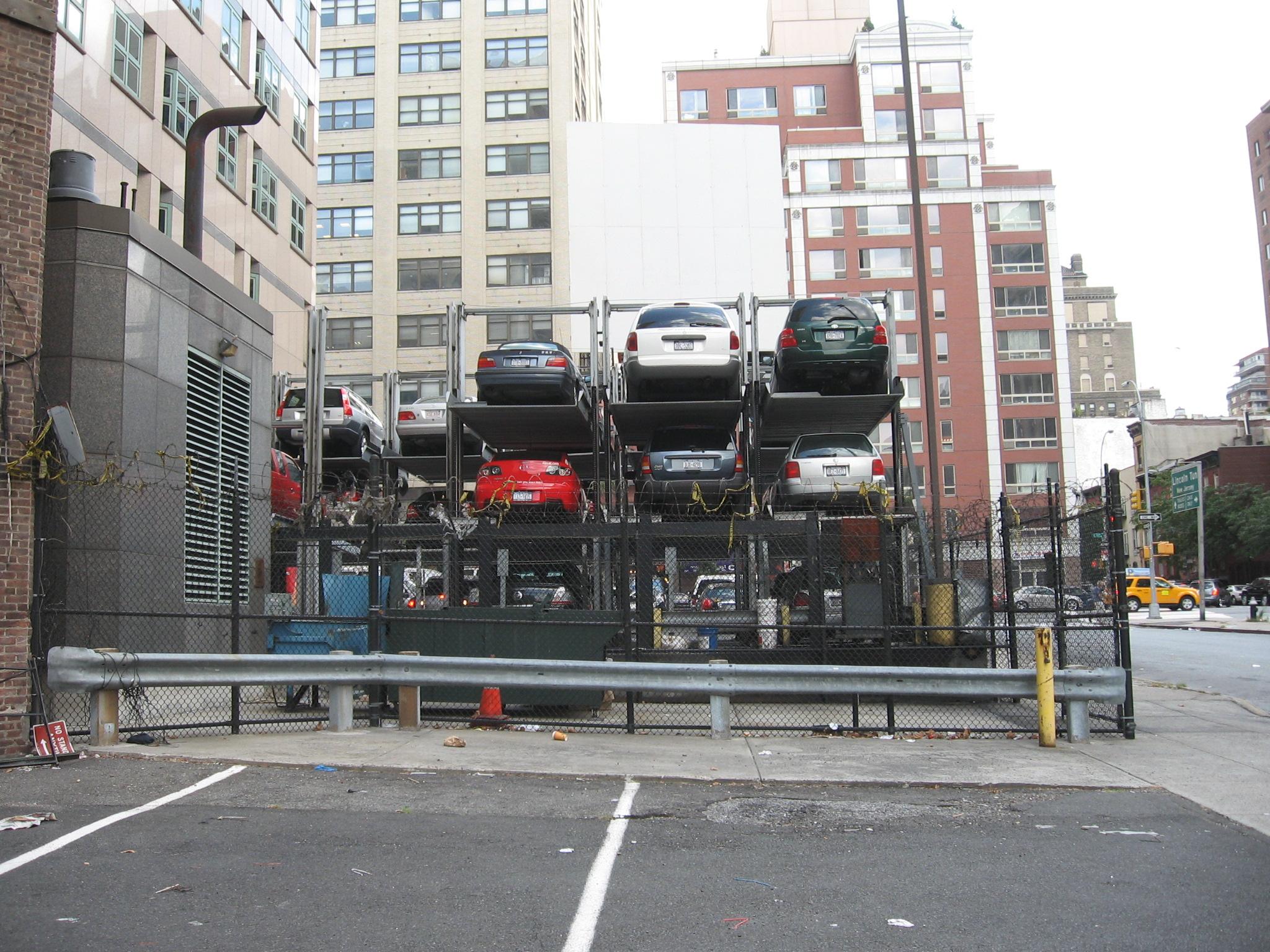 Car Parking Manhattan