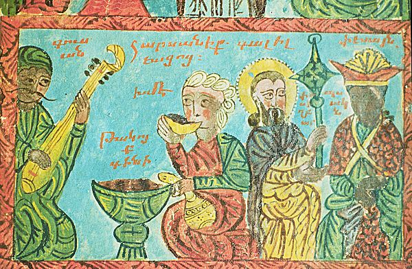 https://upload.wikimedia.org/wikipedia/commons/6/6e/Troubadour,_Marriage_at_Cana,_Matenadaran,_XVIth_century.jpg