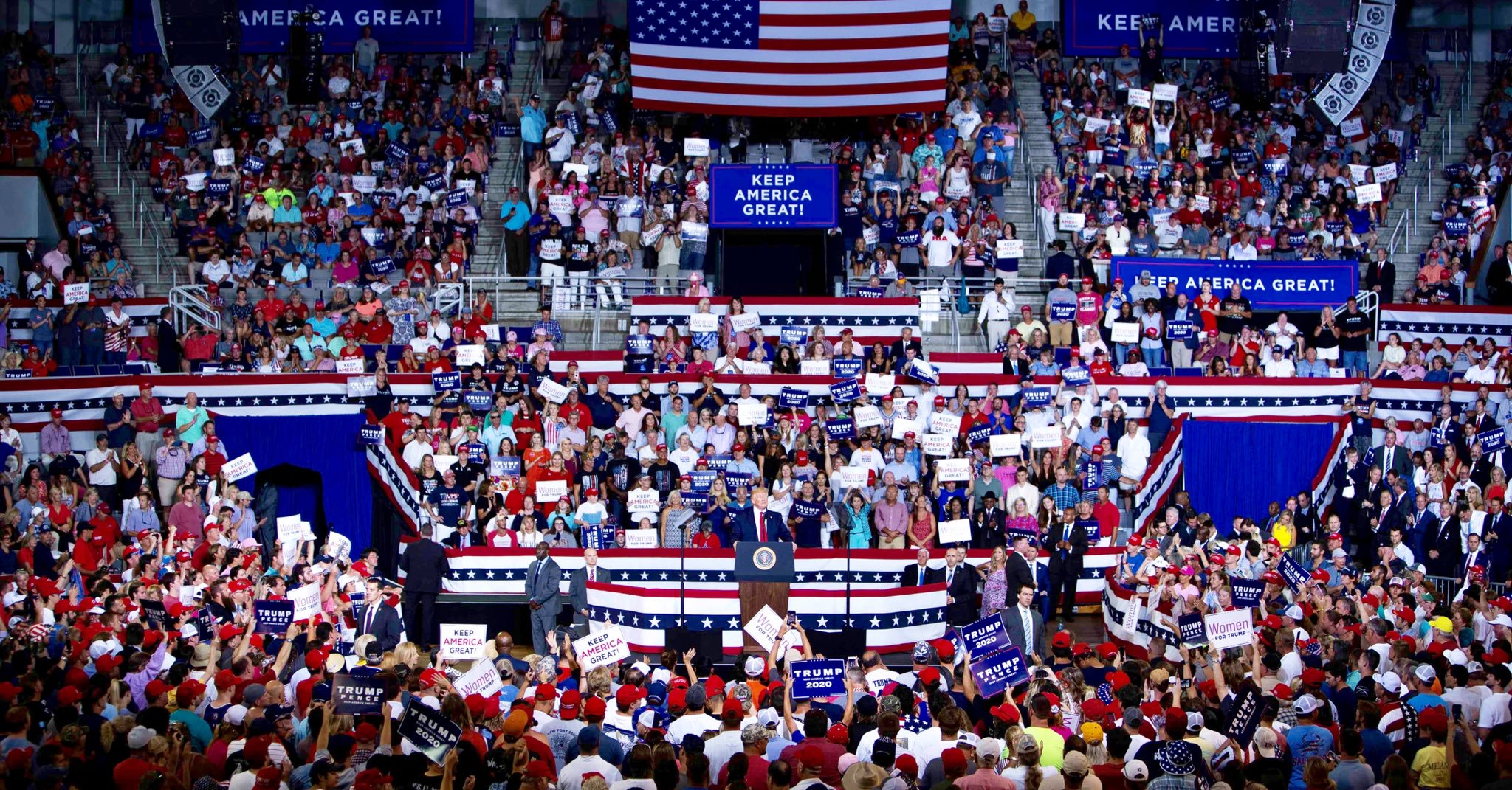 Image result for trump rally 2019