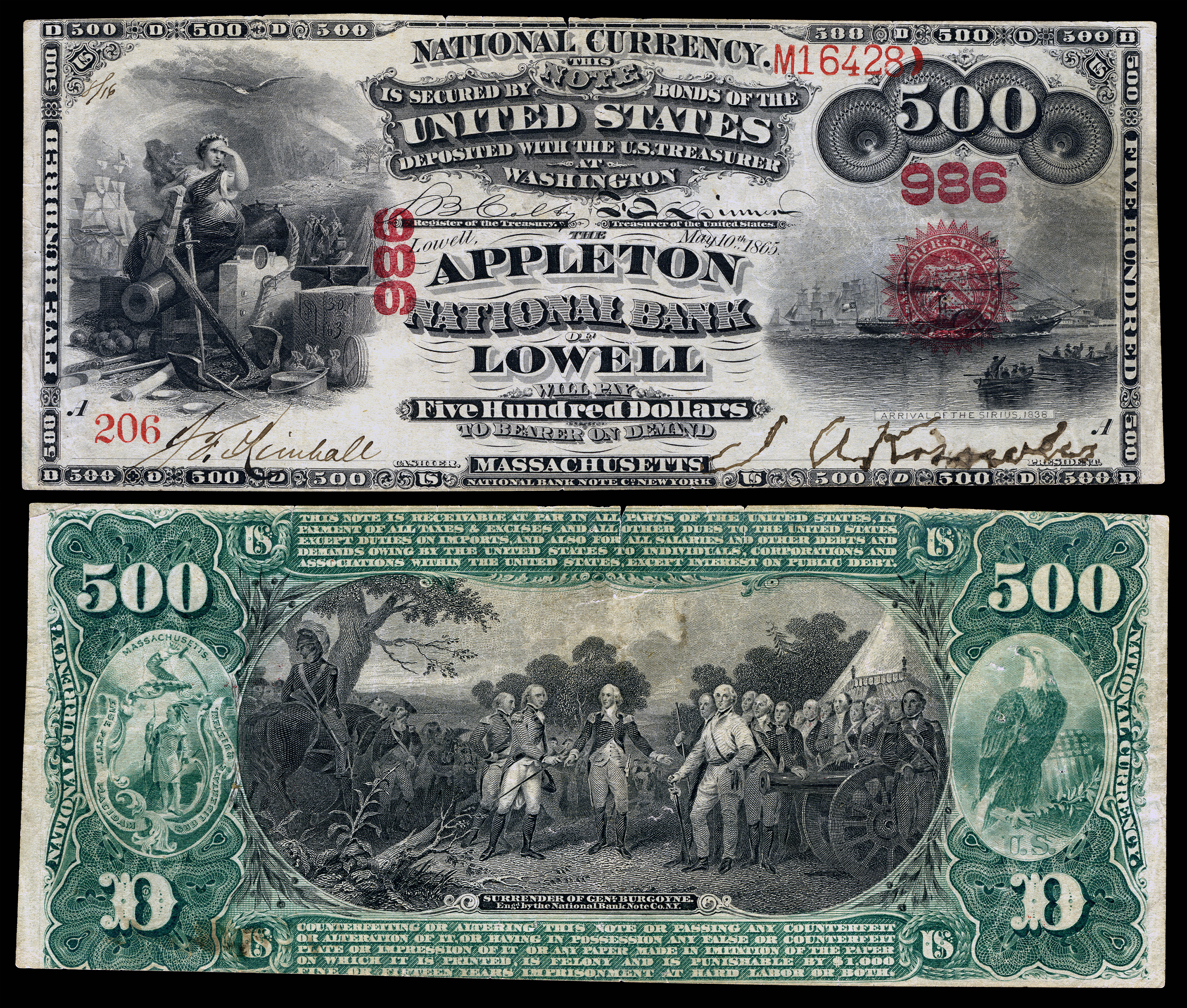 Historical Currency Charts: Art and engraving on United States banknotes - Wikipedia,Chart