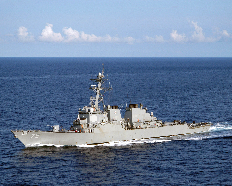 USS Donald Cook - Wikipedia