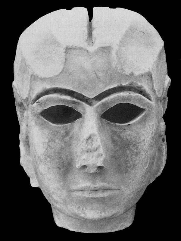inanna female head from uruk warka - photo #17