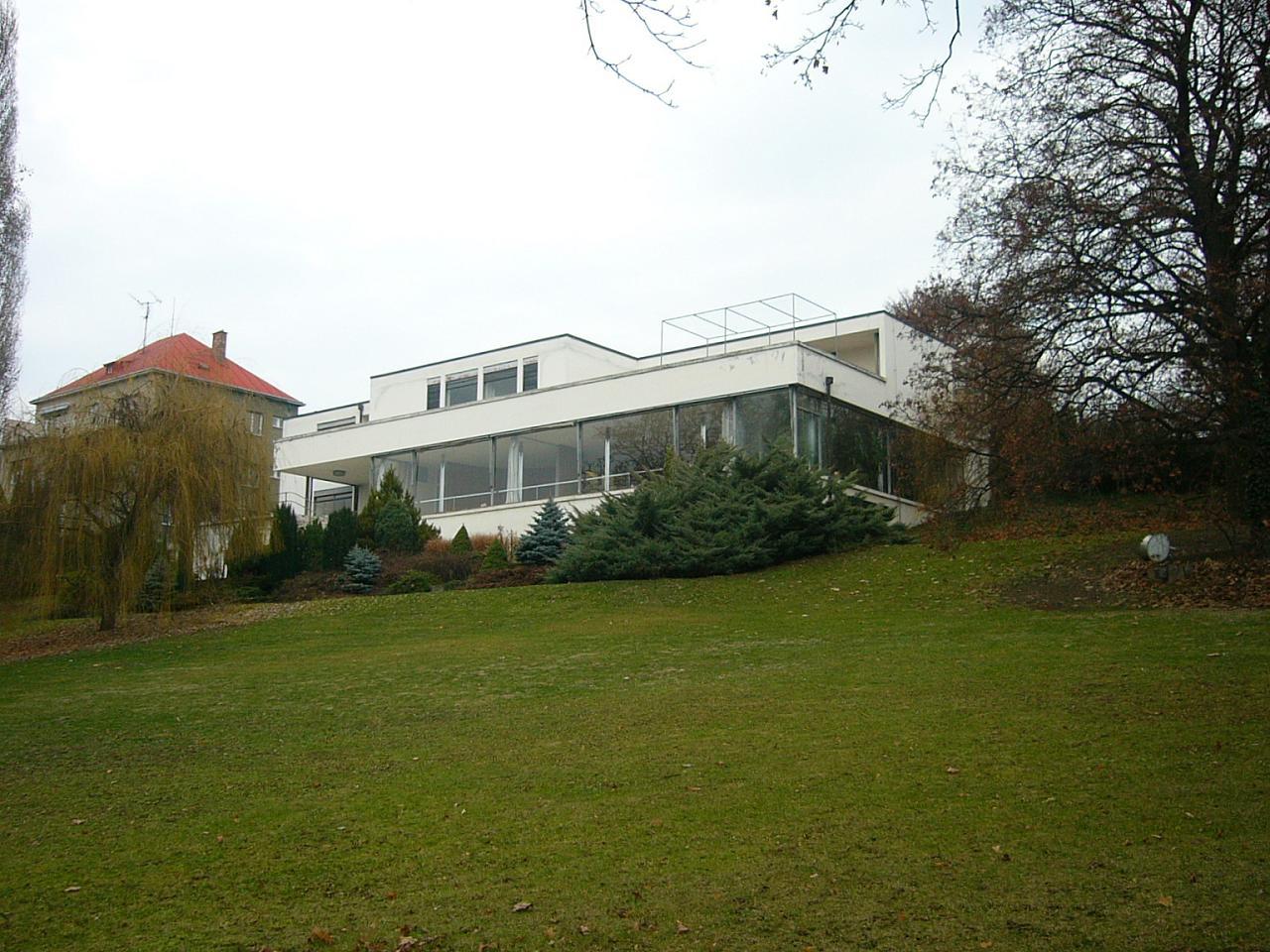 Villa tugendhat arkitalker mies van der rohe - Cz Brno Tugendhat House Architect Mies Van Der Rohe 1930