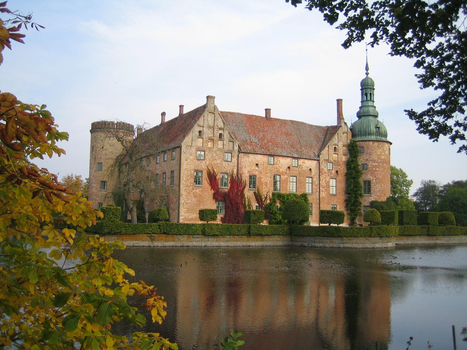 Vittskövle slott