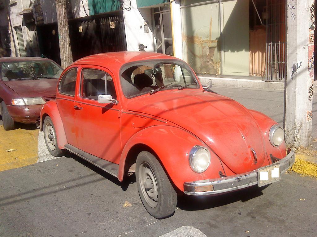 File Volkswagen Sedán 1995 Jpg