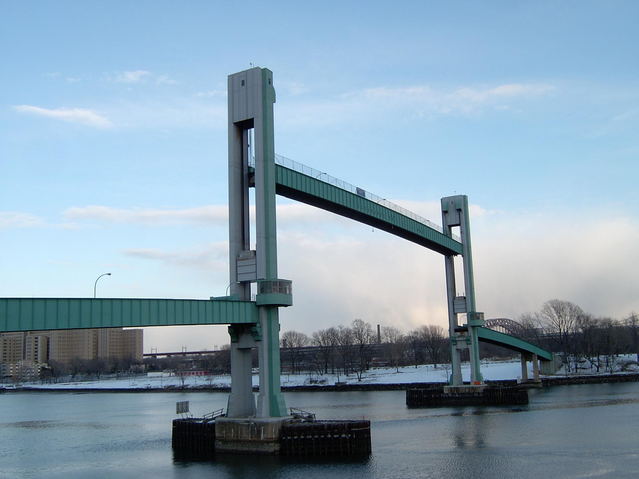 Ward Island Bridge New York City