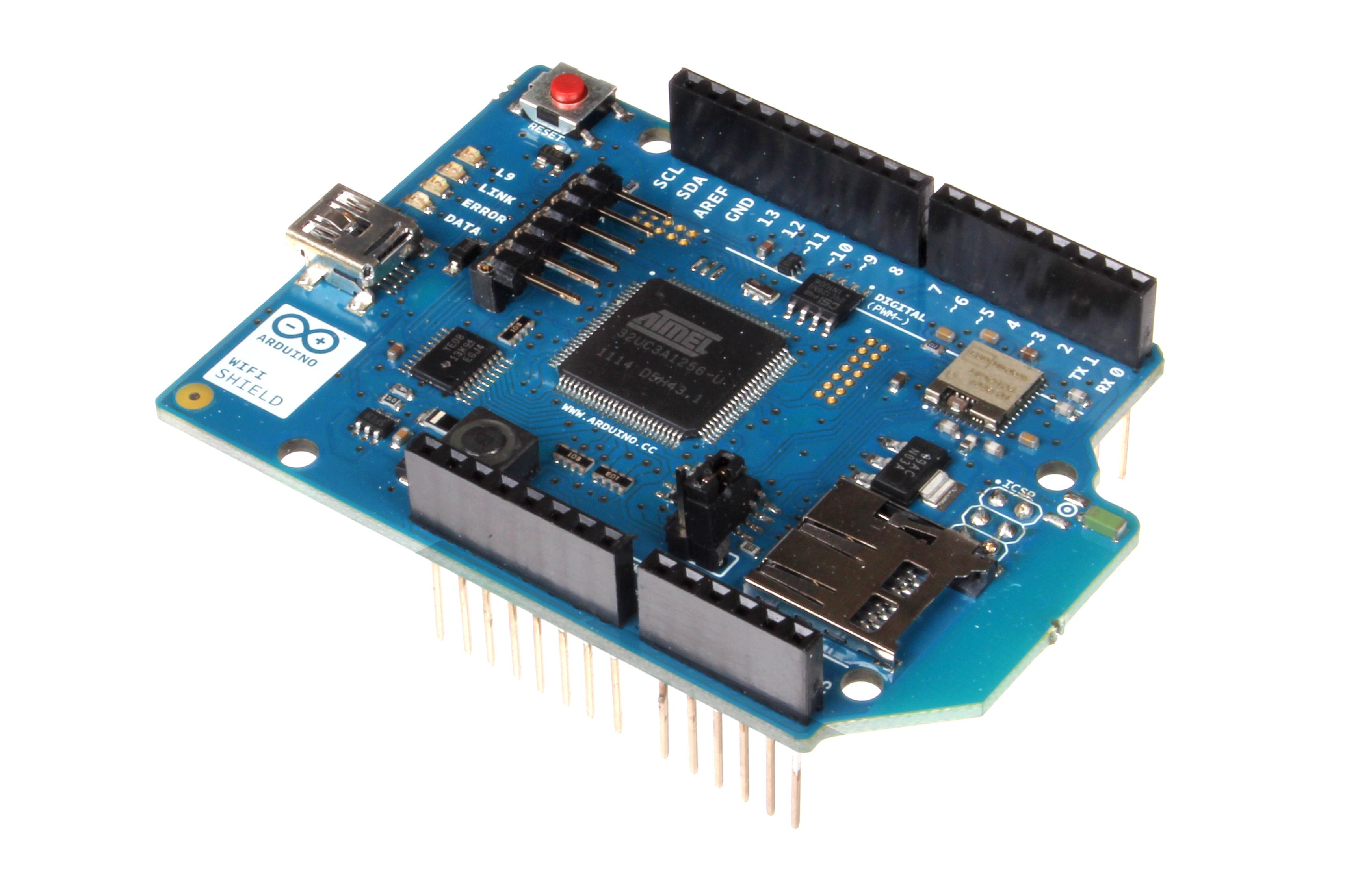 nRF905 or nRF24L01 or WiFi wireless shield for Arduino