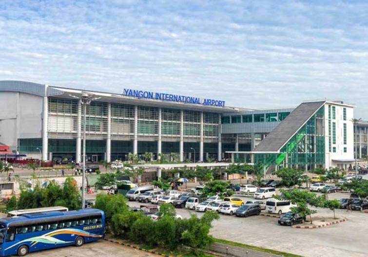 Yangon International Airport Wikipedia
